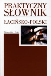 Okładka publikacji 'Praktyczny słownik łacińsko-polski'