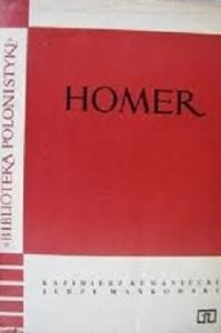 Okładka publikacji 'Homer'